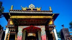 Tashi Choling Dharma Centre at Pelling, Sikkim