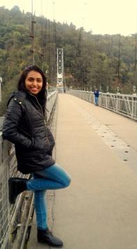 Singshore Bridge. Pelling, Sikkim