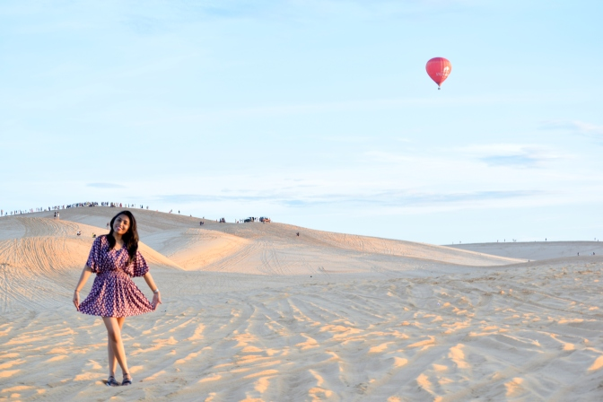 Delightful Dunes of Mũi Né