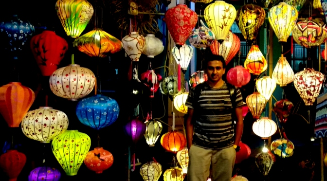 Hội An – A Townful of Lanterns